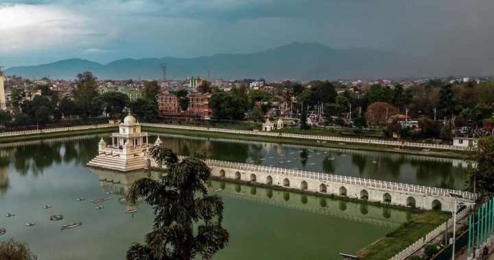 Rani Pokhari Reconstruction resumes after 3 years: The Construction Progress, Completion and History