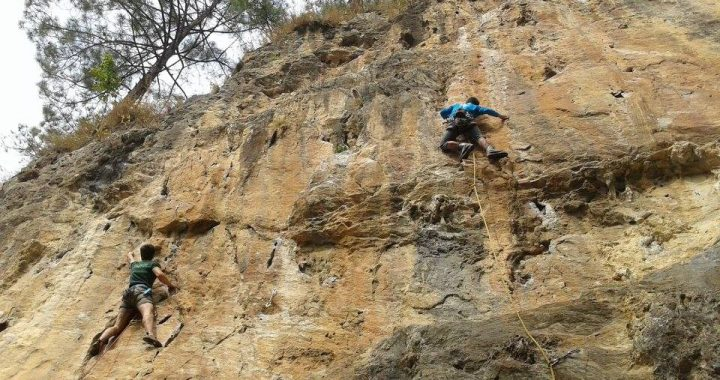 Rock Climbing in Kathmandu Nepal | Rock Climbing Destinations