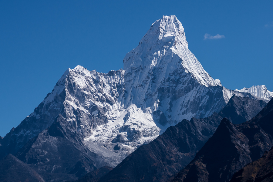 Best Destination for Mountaineering in Nepal Ama Dablam