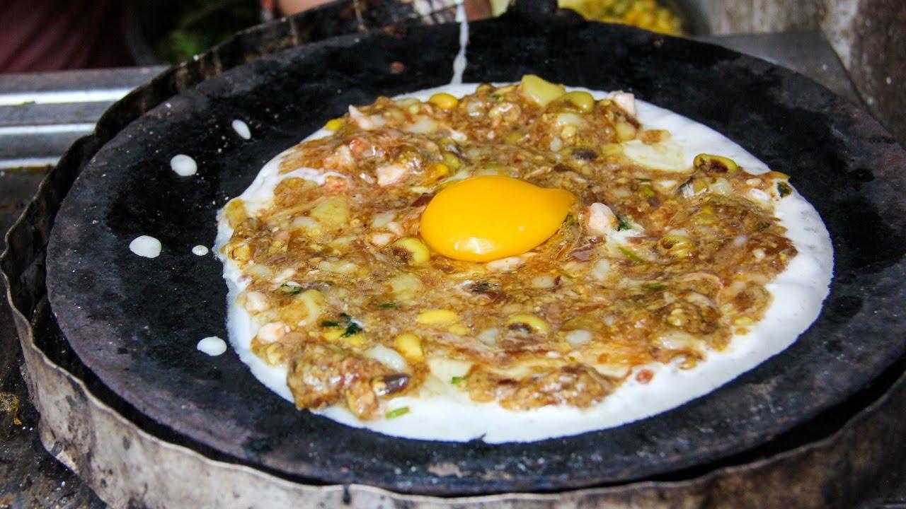 BEST Newari Food in Kathmandu Chatamari Newari Food