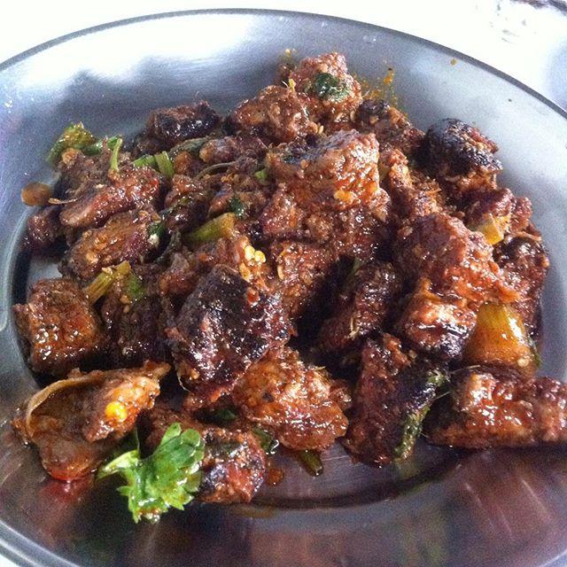 BEST Newari Food in Kathmandu Choyla Newari Food