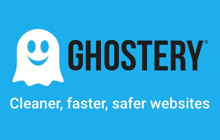 best chrome extensions Ghostery
