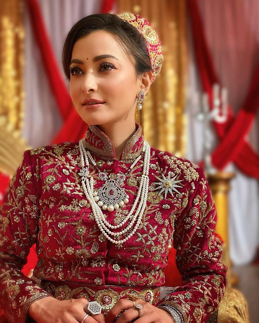 Namrata Shrestha actress