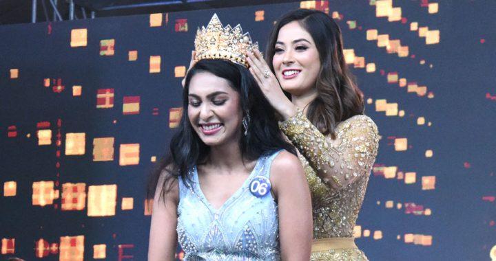 Anushka Shrestha Crowned Miss Nepal 2019