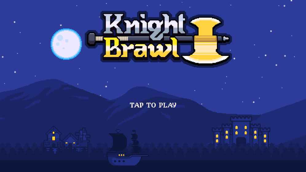Top offline games knight brawl
