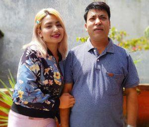 Aashama Bishwokarma family