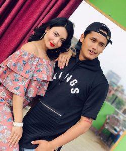 Aashma Bishwokarma boyfriend Saroj Adhikari
