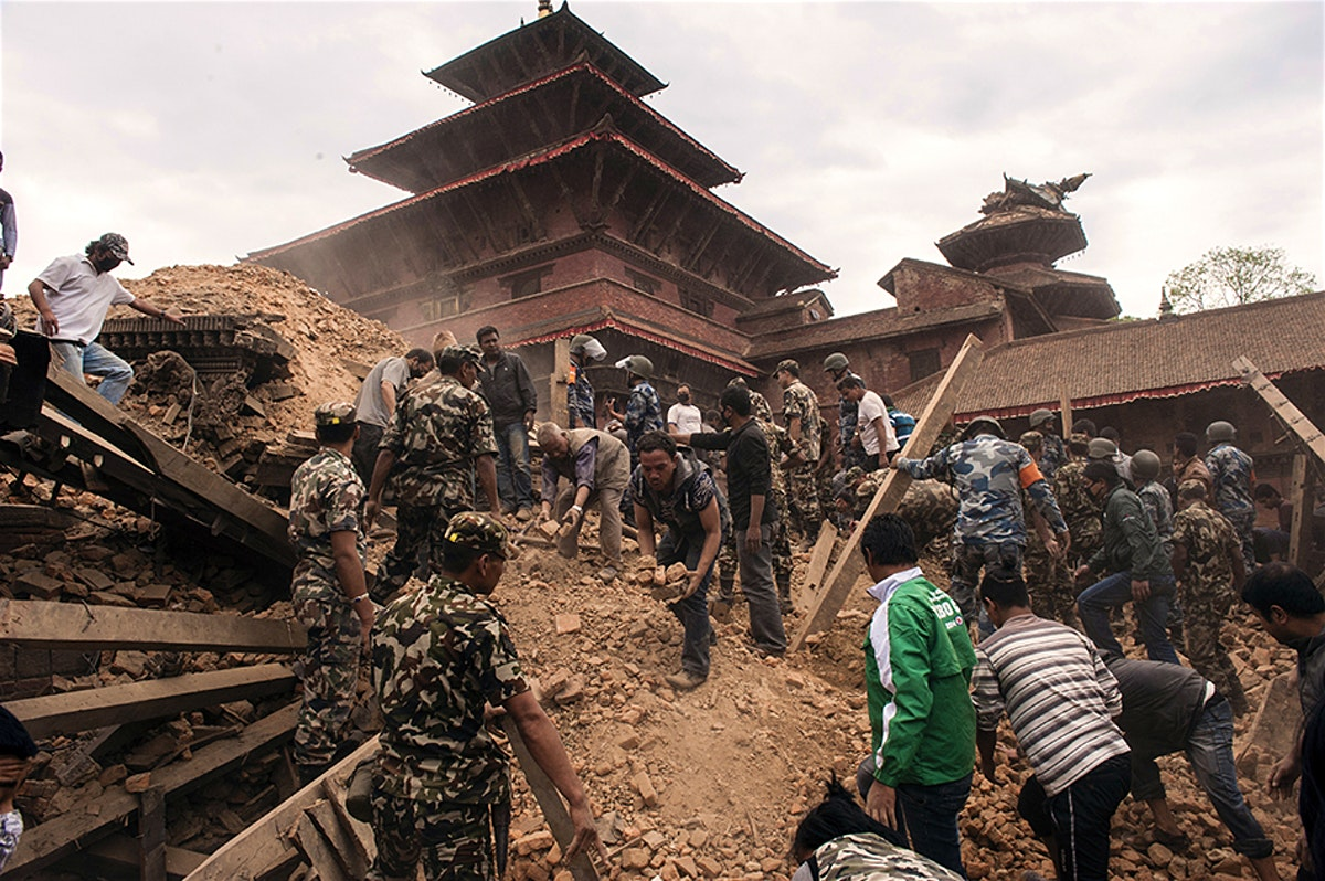 Facts About The Nepal Earthquake 2015