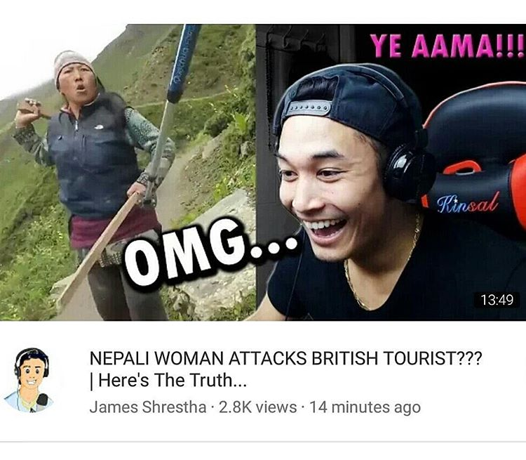james shrestha
