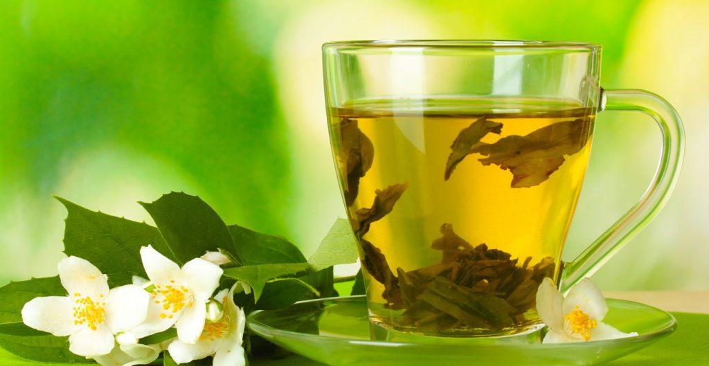 Benefits of green tea with honey