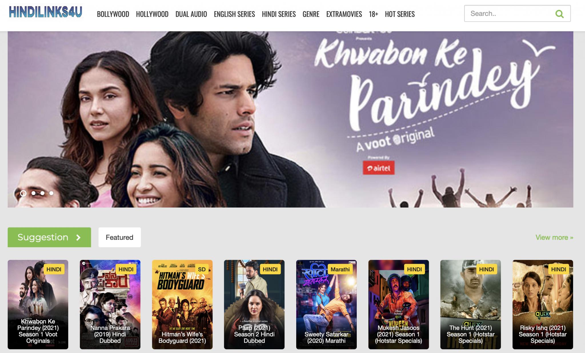 hindilink movie