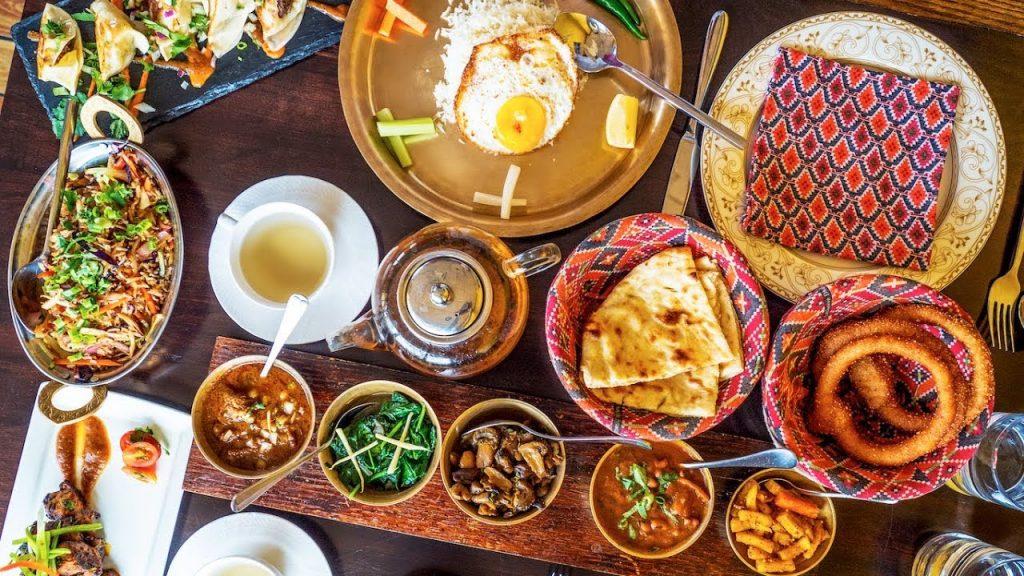 Nepali foods