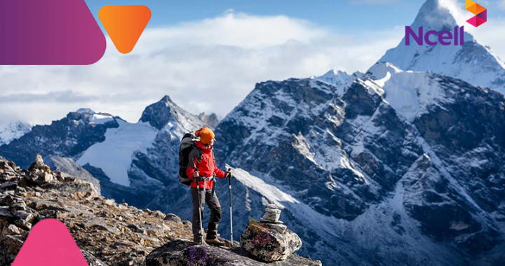 Ncell Launches 'Tourist SIM' for Visit Nepal 2020 for Just Rs. 100