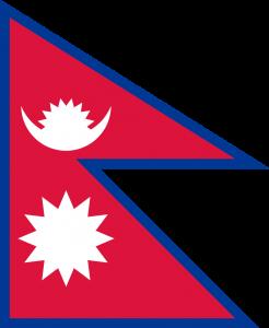 Nepal Flag png
