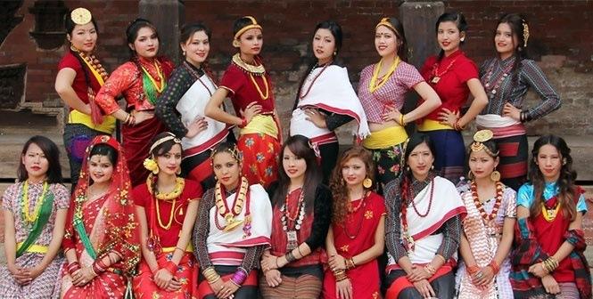 Cultural Dresses of Nepal