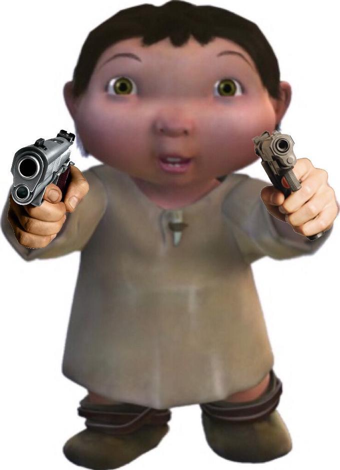 ice age baby meme