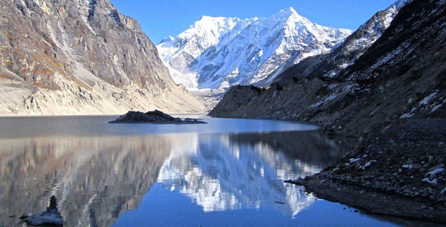 Lakes Of Nepal Tsho Rolpa