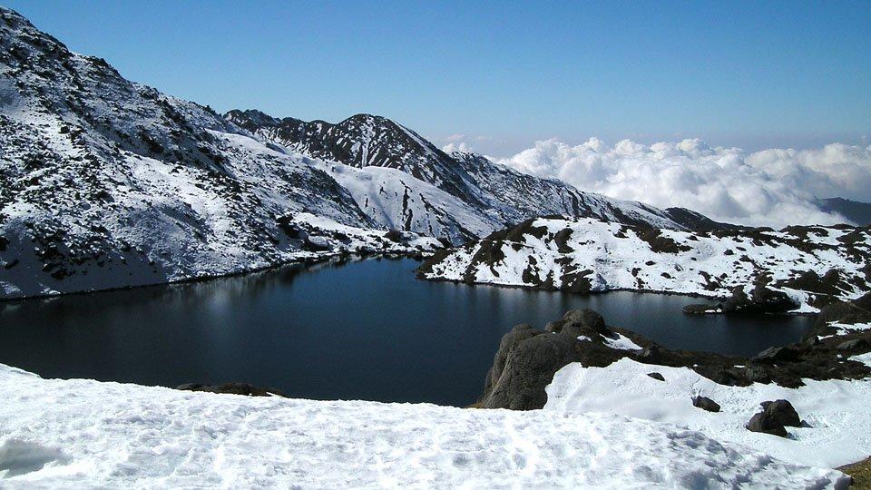 Lakes Of Nepal Gosainkunda