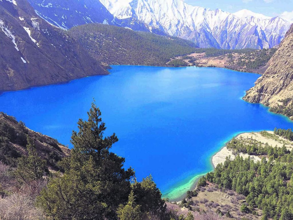 Lakes Of Nepal