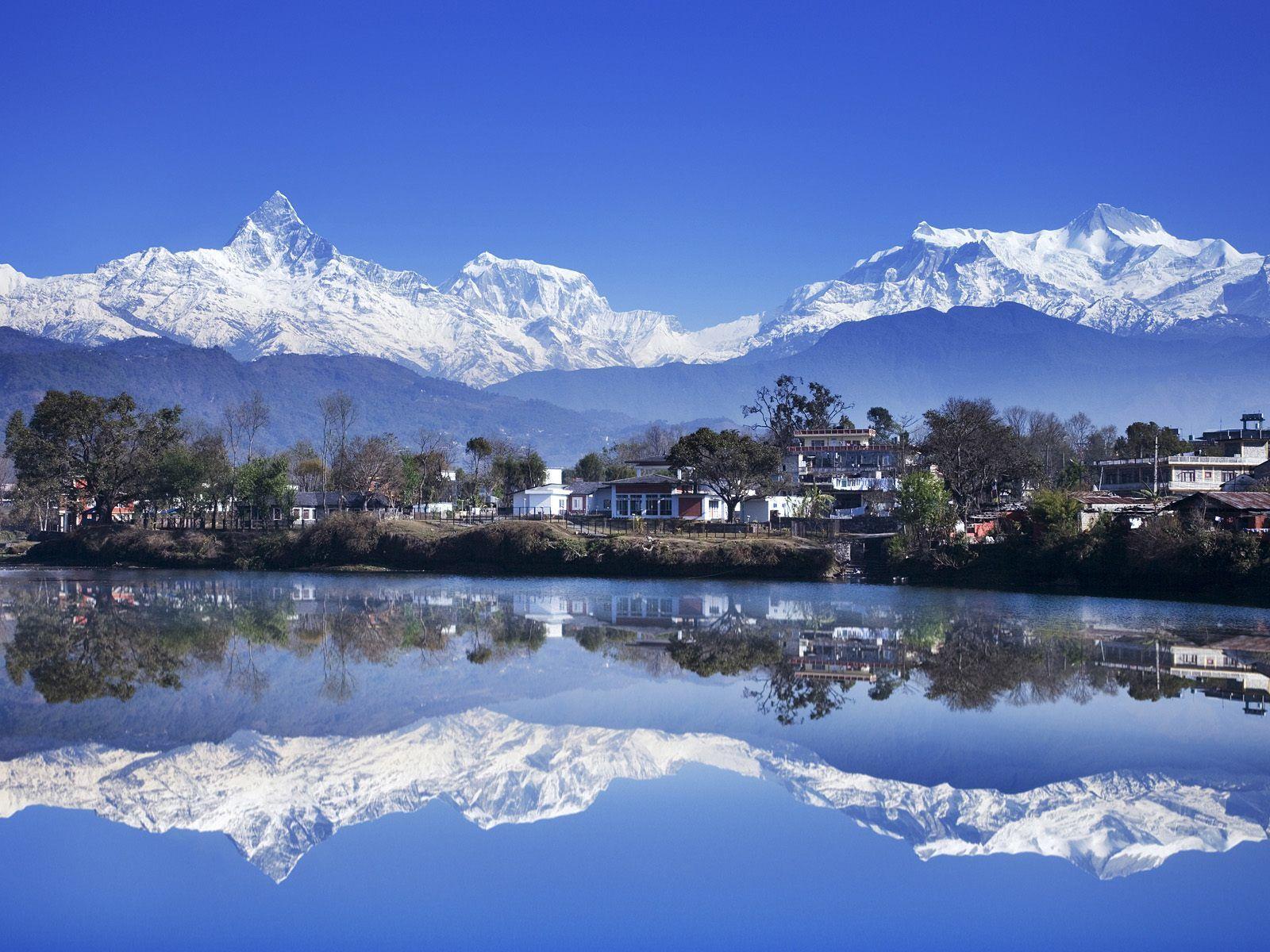 Lakes Of Nepal Phewa