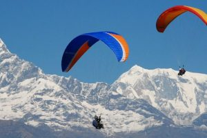 Best Place for Paragliding in Nepal