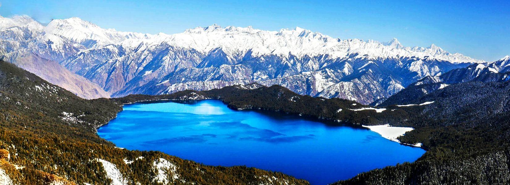 Lakes Of Nepal Rara