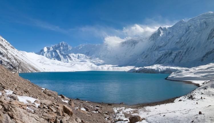 Lakes Of Nepal Tilicho