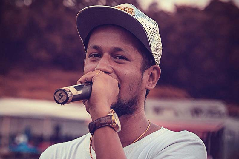 Nepali Rapper