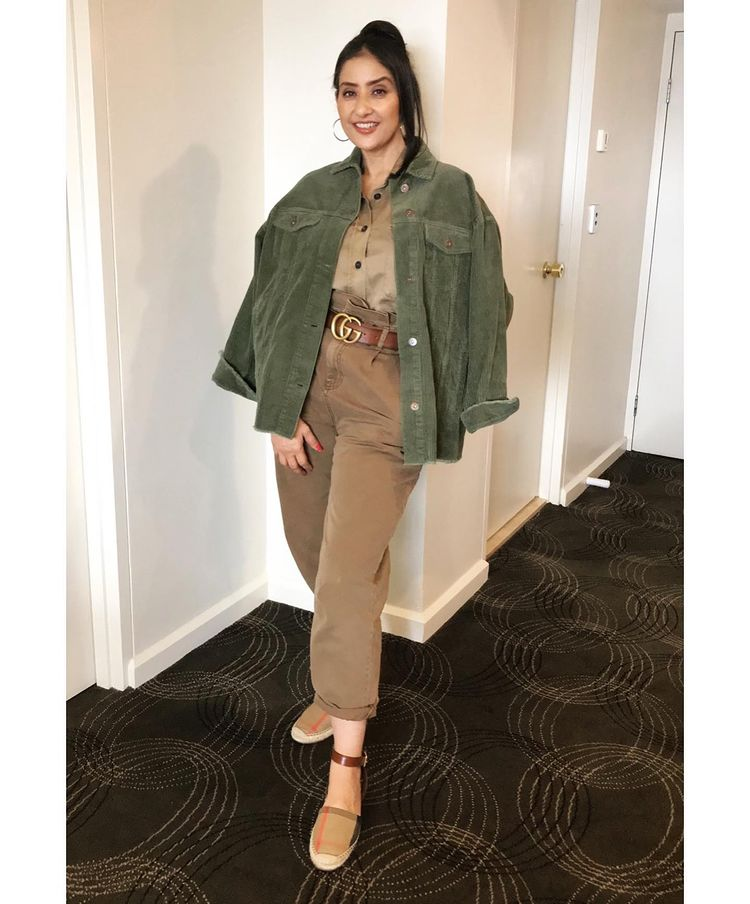 Manisha Koirala Fashion