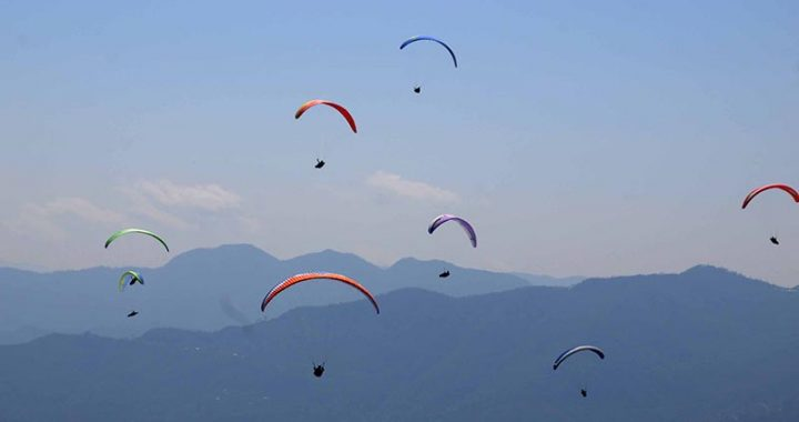 BEST Places for Paragliding in Kathmandu