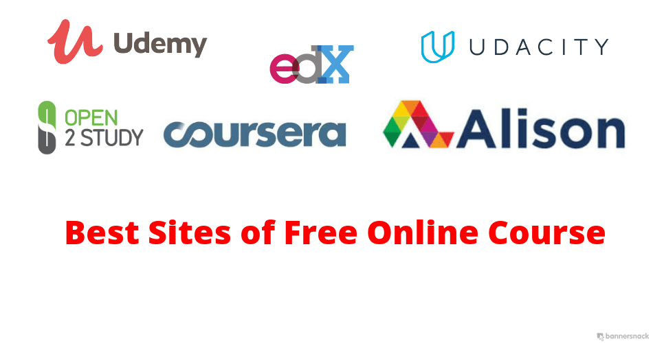 best Sites For Online Courses