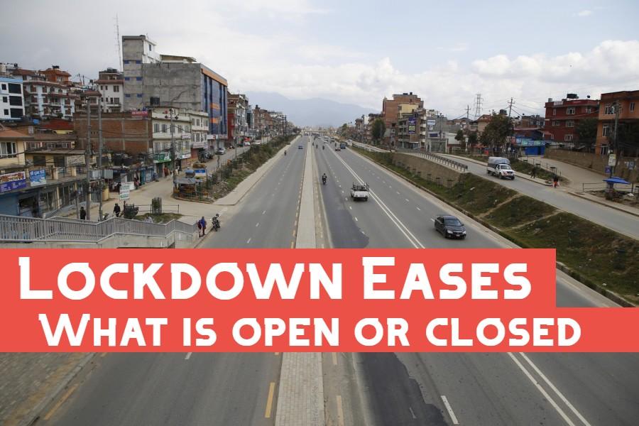 lockdown in nepal