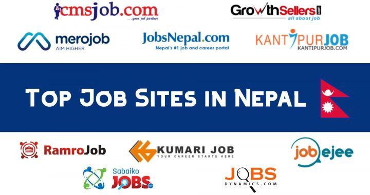 Top Job Sites in Nepal | Best Job Portals in Nepal