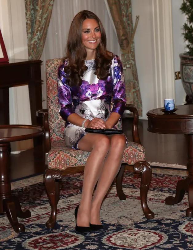 Kate Middleton Prabal gurung dress