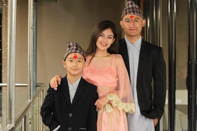 Malika mahat family