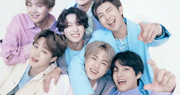 BTS; Billboard Singers