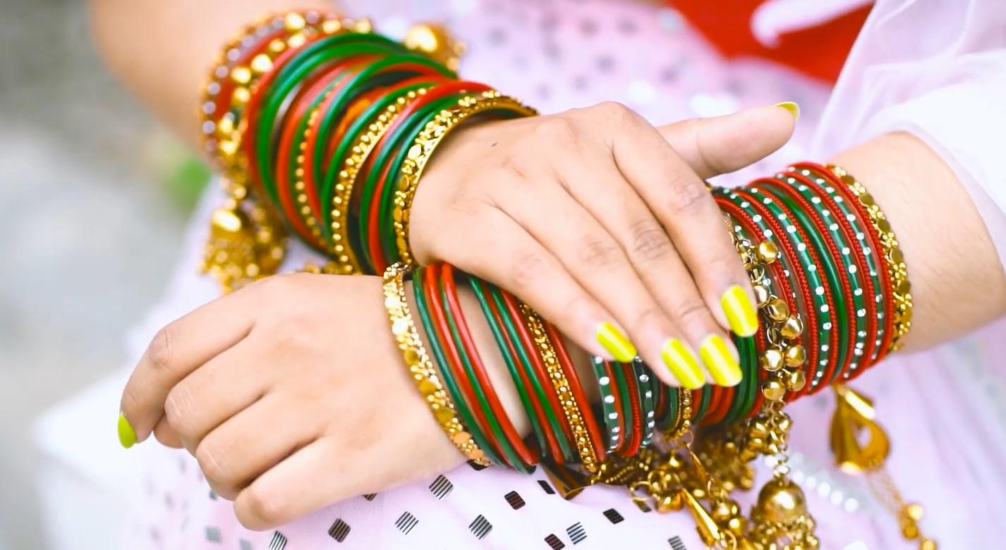 bangles for shrawan