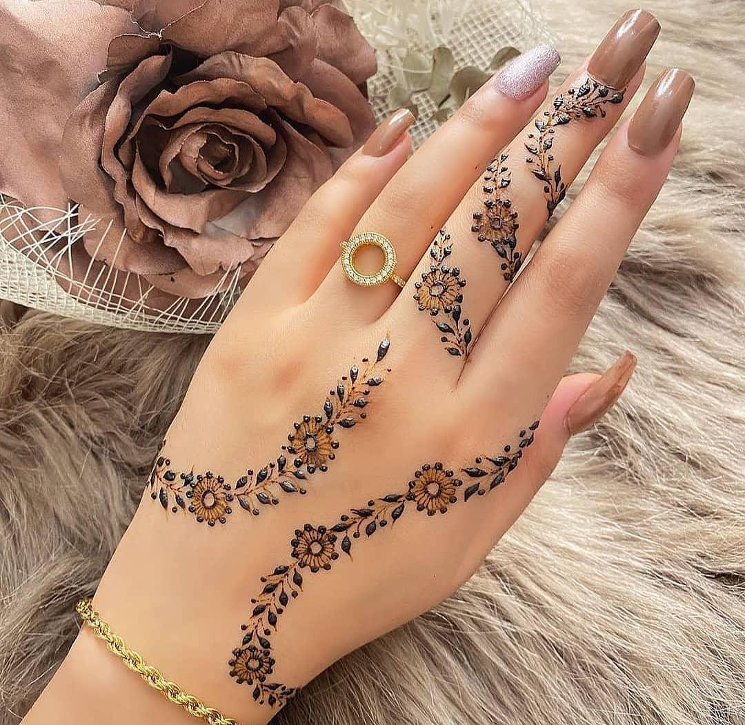 henna idea to try