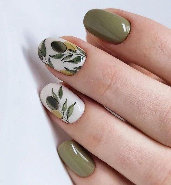 nail art ideas to try this shrawan