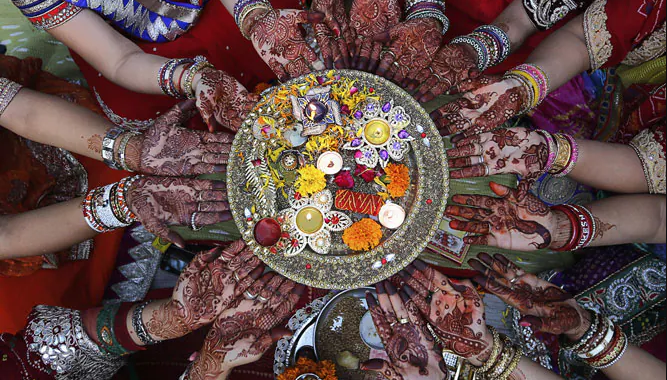 The festival of Teej: Why is it celebrated?