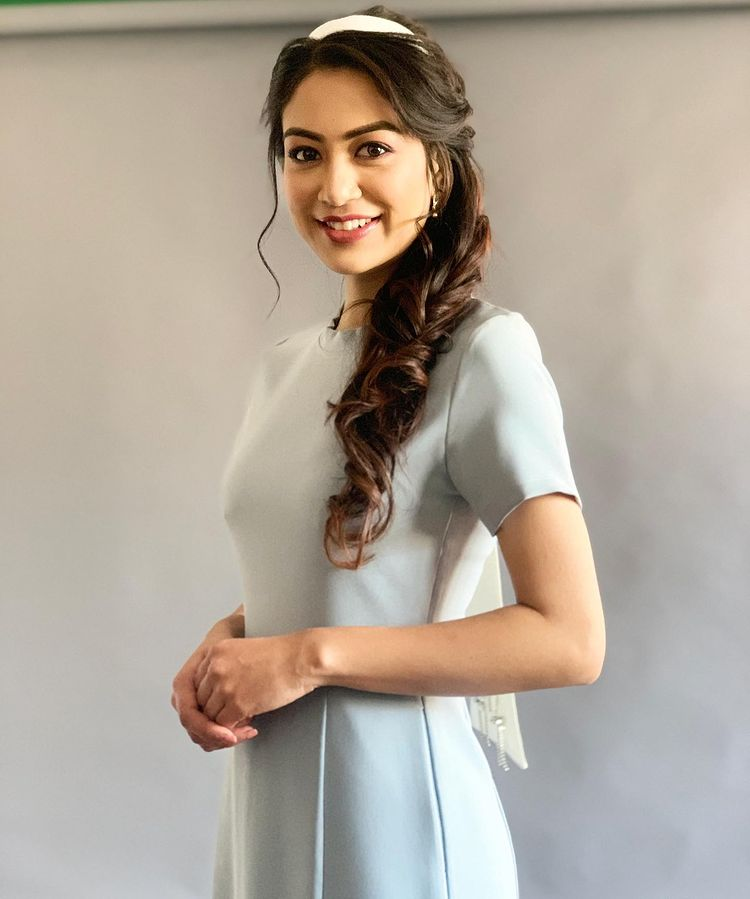 Namrata Shrestha- Miss Nepal 2020