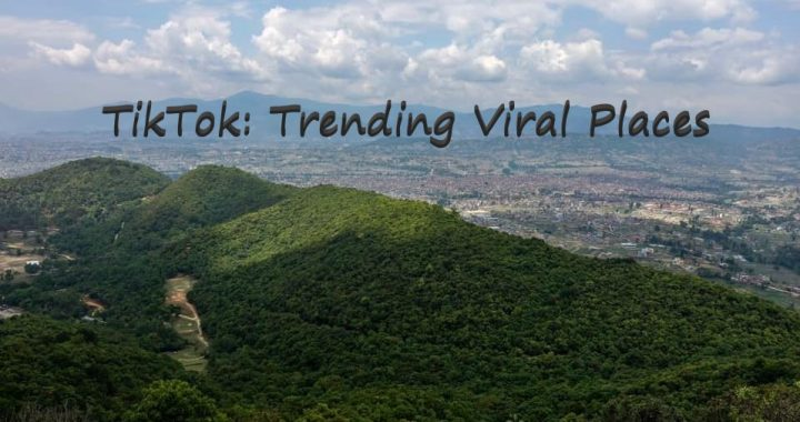 TikTok: Trending Viral Places