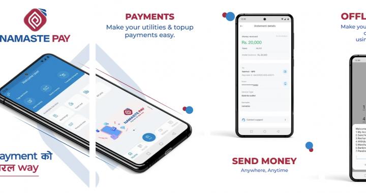 Namaste Pay: offline mobile wallet